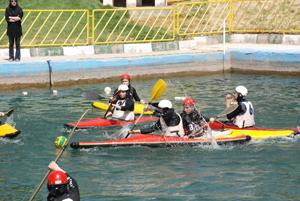 روز اول مسابقات قهرماني کشور کانوپولوي بانوان به پايان رسيد