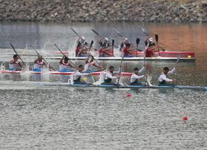 مسابقات قهرماني کشور آبهاي آرام آقايان آغاز شد