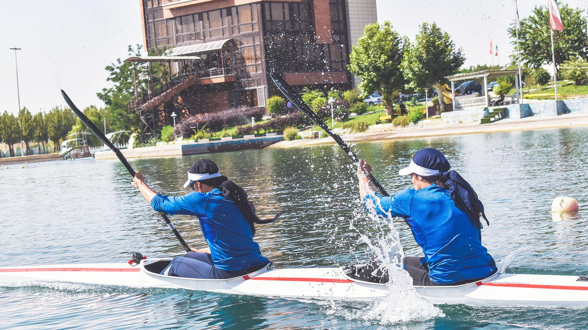 دور جدید اردوهای تیم ملی آبهای آرام بانوان آغاز می شود