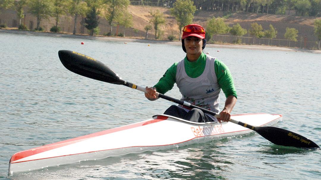 مدال برنز جهان و سهمیه پارالمپیک توکیو برای شهلا بهروزیراد