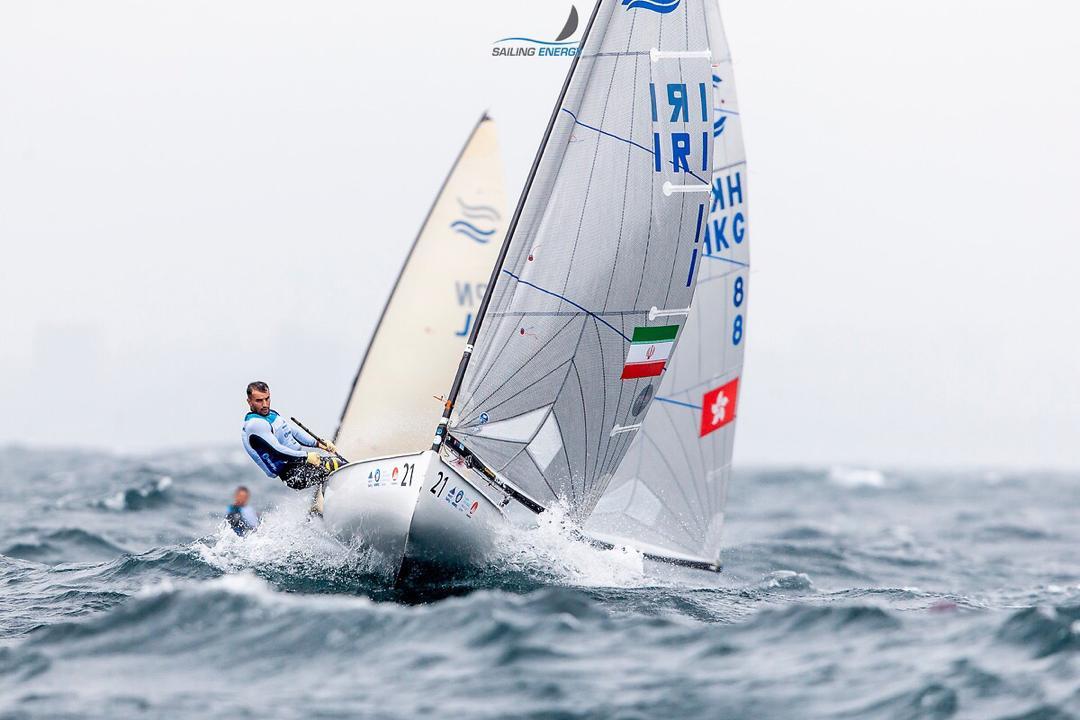 مسابقه دوم احمدی احمدی در رقابتهای انتخابی المپیک برگزار شد