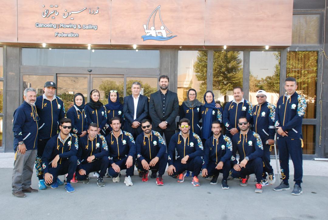 برنامه مسابقات آبهای آرام قهرمانی جهان انتخابی المپیک و پارالمپیک مشخص شد