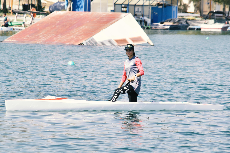 گزارش تصویری اردوی های تیم های ملی در دریاچه آزادی
