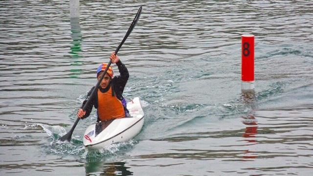 مسابقات قهرمانی کشور اسلالوم در آبهای آرام نوجوانان برگزار می شود