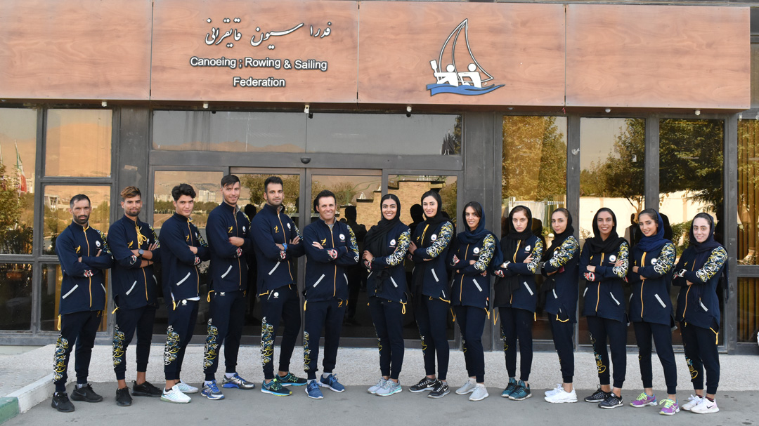 سه فینالیست دیگر برای روئینگ ایران در مسابقات قهرمانی آسیا