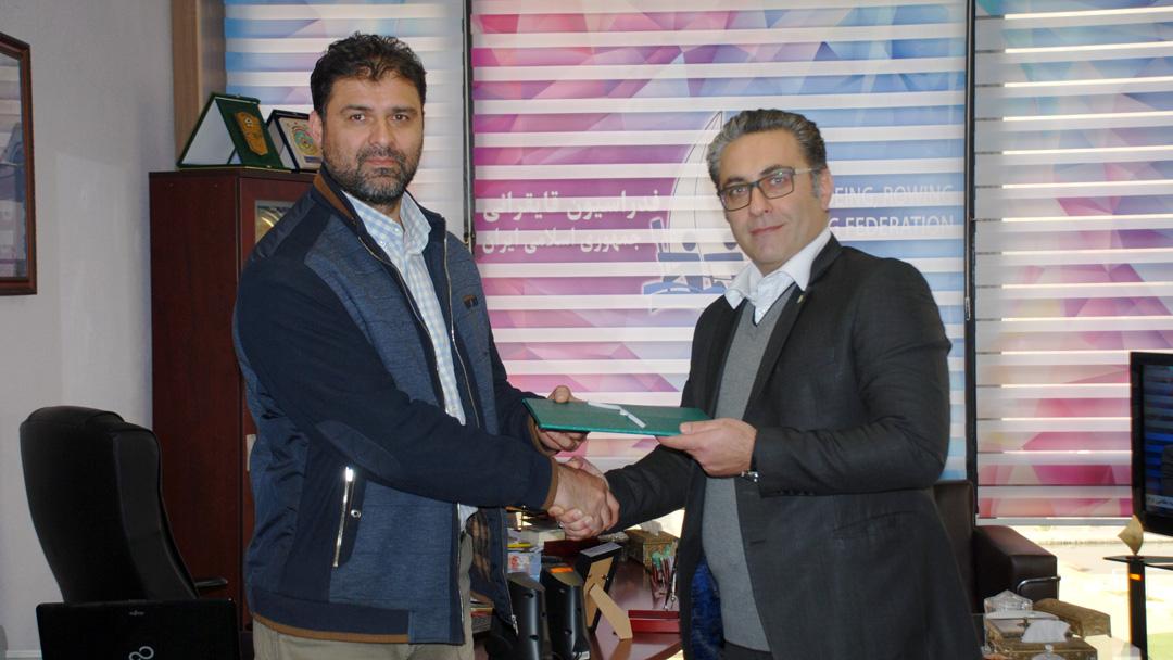 عبداله سمامی با حکم رئیس فدراسیون به عنوان سرپرست کمیته امور حقوقی و انضباطی منصوب شد
