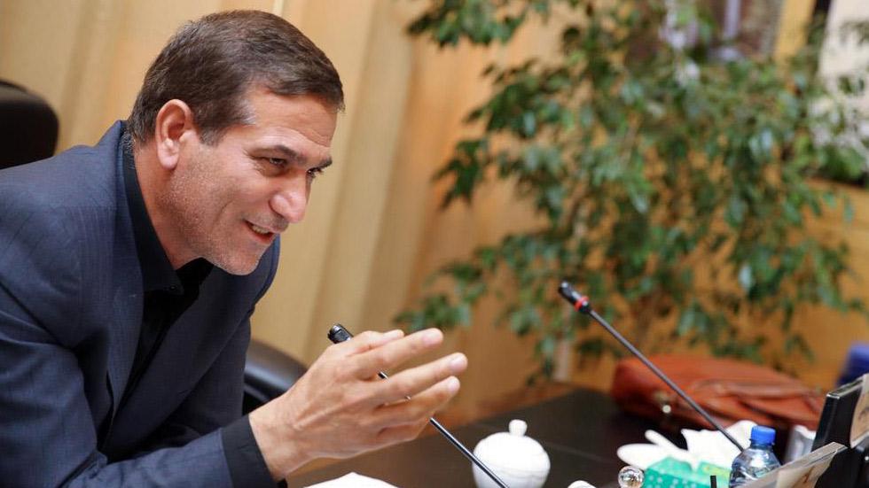 سلمان خدادادی: برای رفاه حال ورزشکاران زیرساخت های هیات قایقرانی تهران را تکمیل کردیم