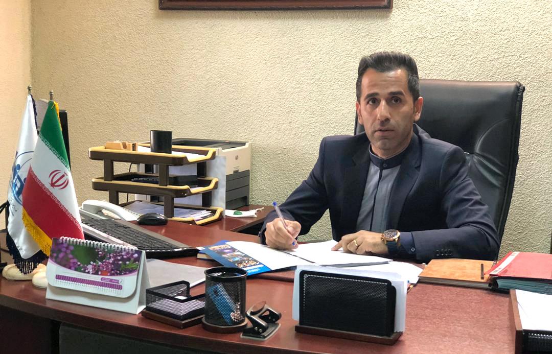 محمدتقی محمدیان سرپرست خزانه داری فدراسیون قایقرانی شد