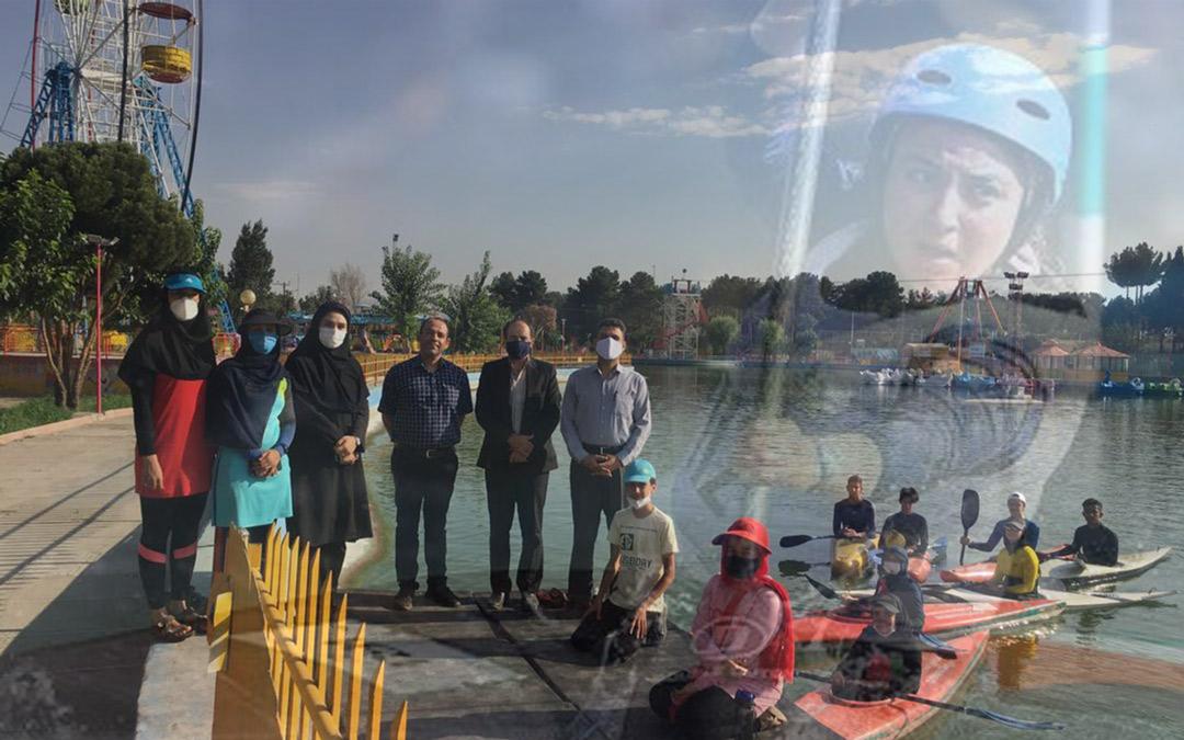 اولین پیست اسلالوم استان اصفهان در نجف آباد احداث می شود