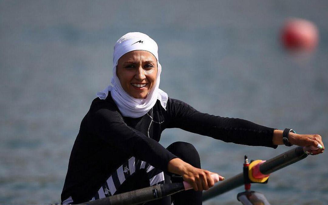 نازنین ملایی: در دریاچه آزادی تمرین میکنیم