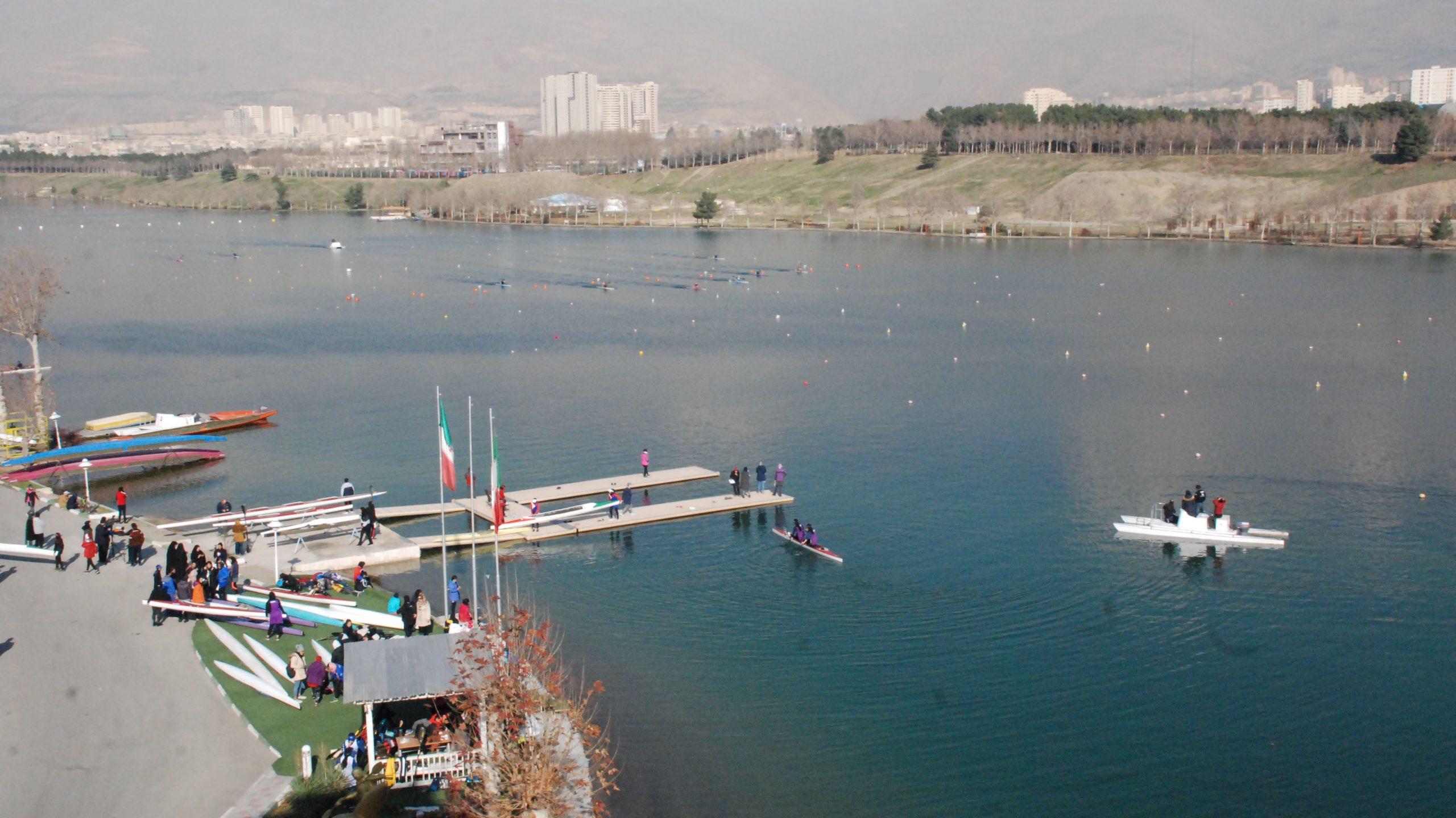 برنامه مسابقات قهرمانی کشور آبهای آرام اعلام شد