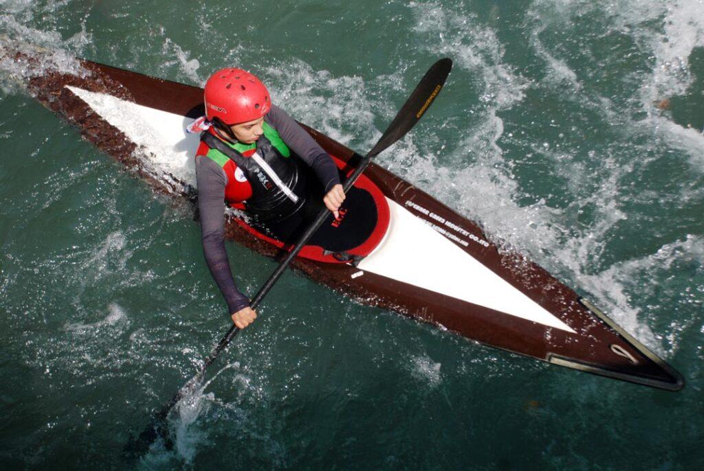 زمان و محل برگزاری مسابقات انتخابی المپیک قایقرانی اسلالوم اعلام شد