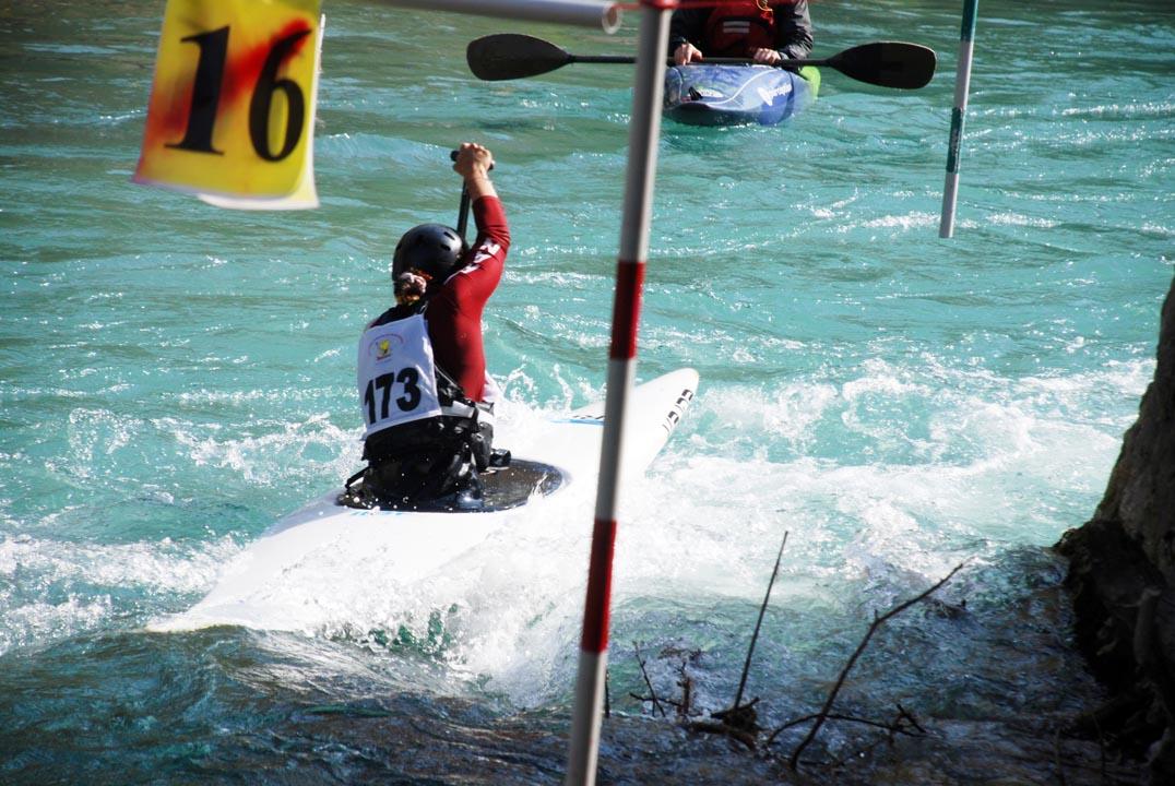 نفرات برتر مسابقات قهرمانی کشور اسلالوم بانوان مشخص شدند