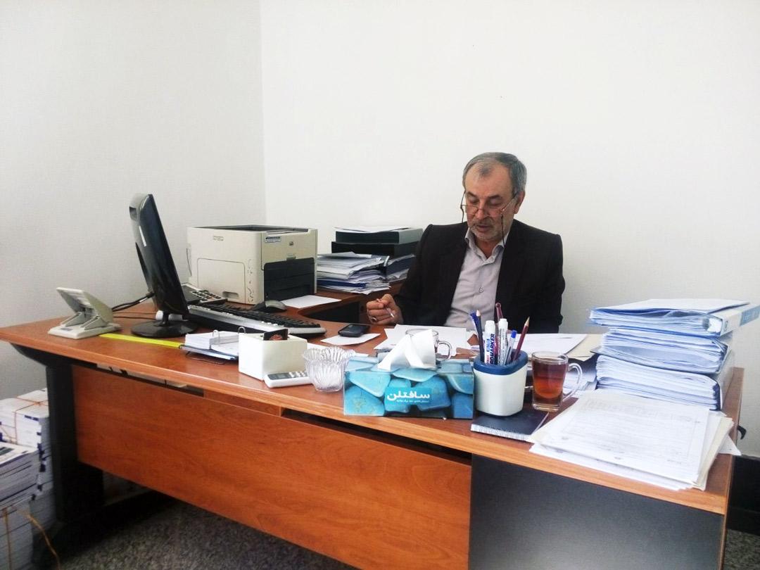 سیدعباس حسینی: دو دوره مسابقه برای تقویت روحیه قایقرانان استان برگزار کردیم