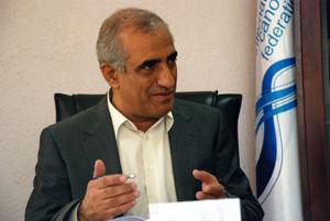 رئيس فدراسيون قايقراني به ناصر طالبي تبريک گفت