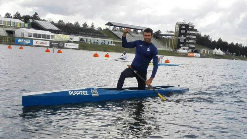 علی اجاقی ملی پوش کانوکانادایی: برای موفقیت در انتخابی المپیک باید با تمام توان تلاش کنیم