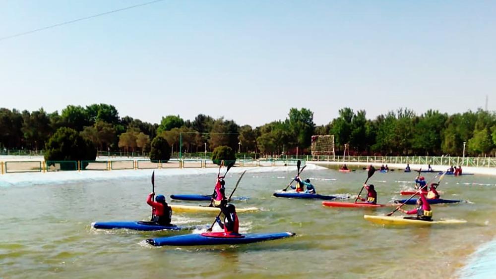 اردوی تیم ملی کانوپولو زیر 21 سال بانوان با 13 قایقران ادامه پیدا می کند