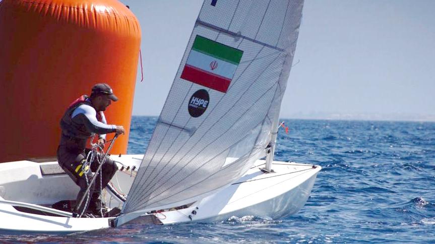اولین مسابقه احمد احمدی در انتخابی المپیک برگزار شد
