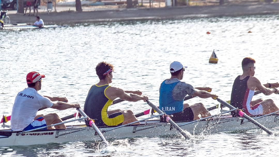 ترکیب تیم ملی روئینگ مردان در مسابقات قهرمانی آسیا مشخص شد