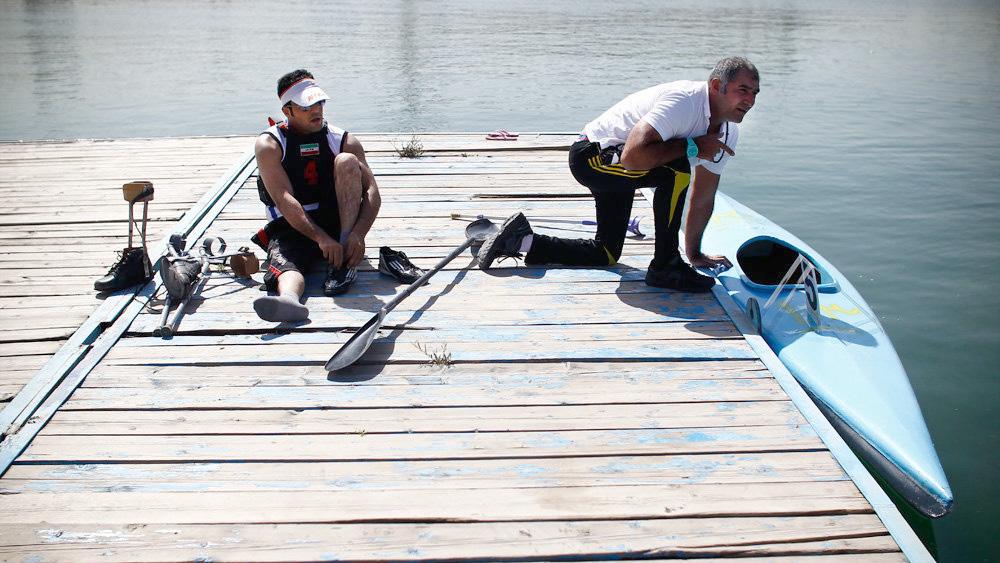 آغاز دور جدید تمرینات تیم پاراکانو از اول مرداد در دریاچه آزادی