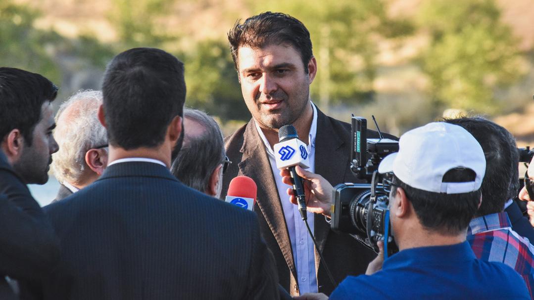 بازدید رئیس فدراسیون قایقرانی از بسترهای آبی خوزستان