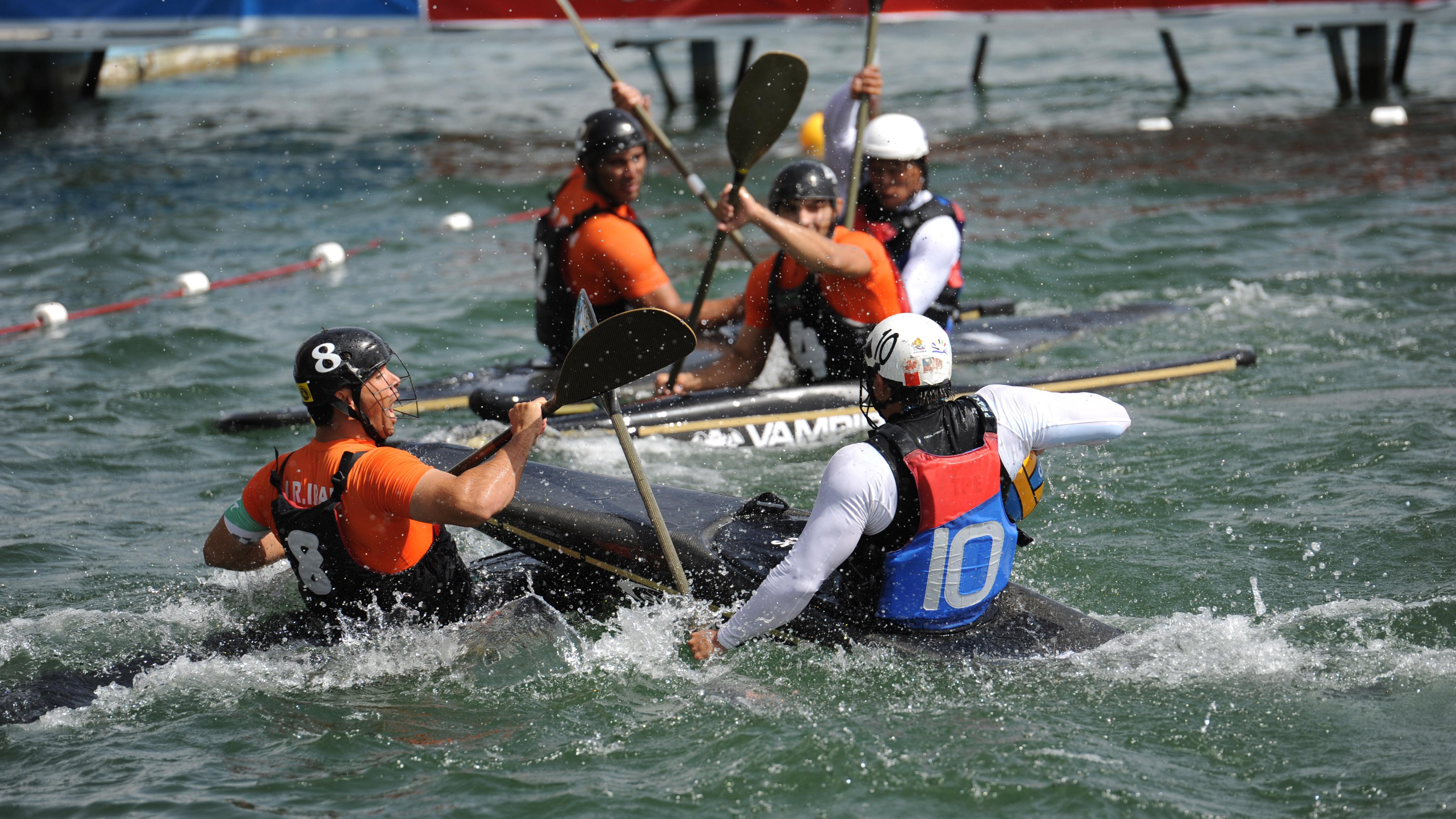 مسابقات کانوپولو قهرمانی آسیا لغو شد