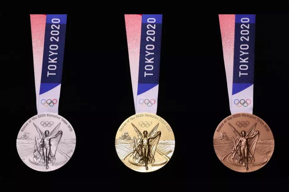 از مدالهای المپیک توکیو رونمایی شد