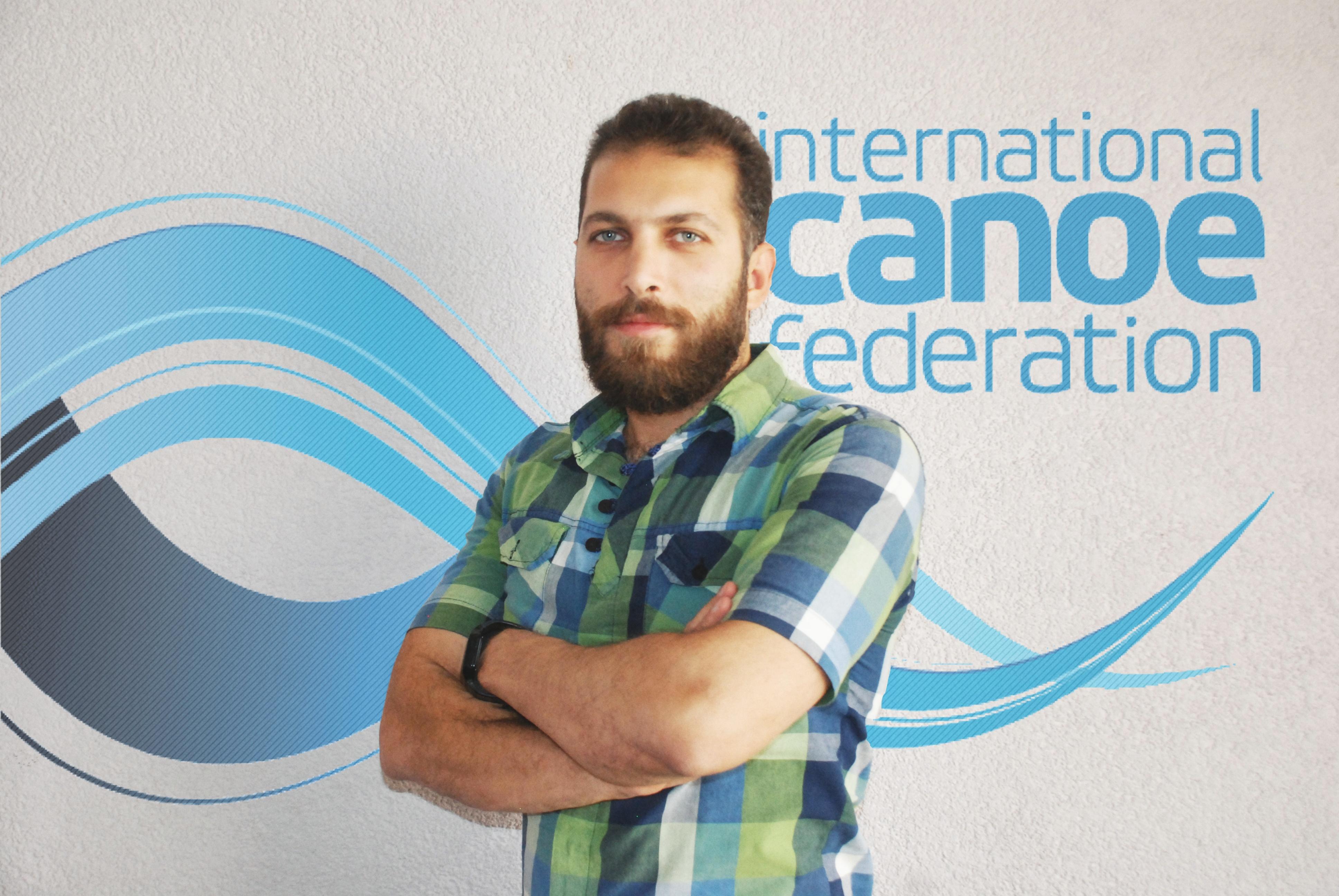 قضاوت داور ایرانی در رقابت های قایقرانی قهرمانی جهان