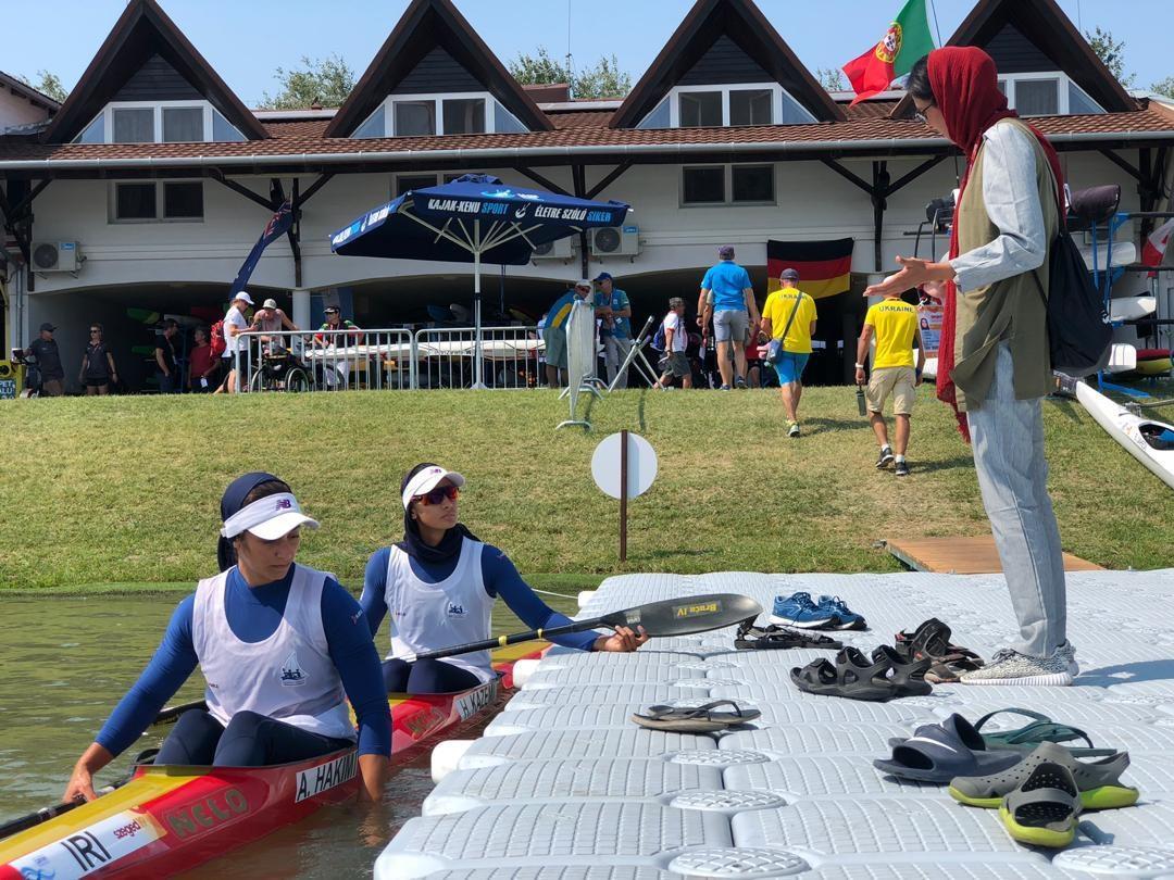 نتایج روز دوم مسابقات قهرمانی جهان آبهای آرام و پارا کانو مشخص شد