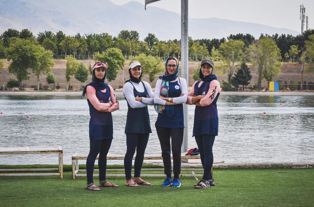 ترکیب تیم ملی آبهای آرام بانوان برای رقابت های جهانی مشخص شد