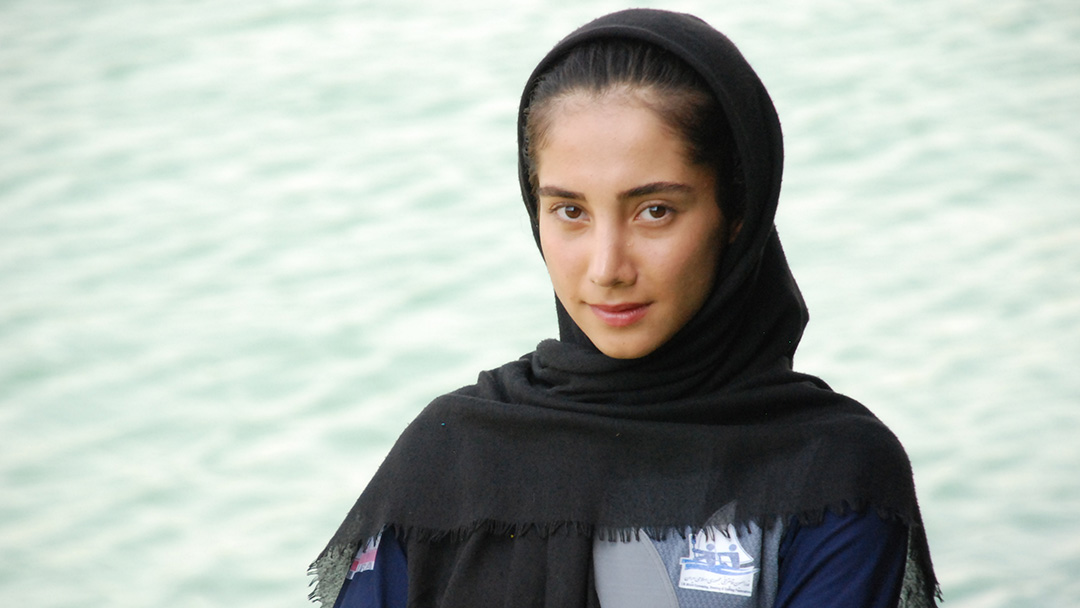 کیمیا زارعی ملی پوش روئینگ بانوان: امیدوارم دست پر از مسابقات برگردیم