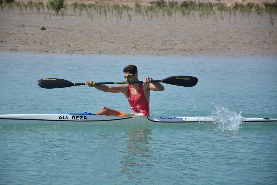 آغاز هشتمین مرحله اردوی تدارکاتی تیم ملی کایاک زیر 23 سال و جوانان از فردا در دریاچه آزادی