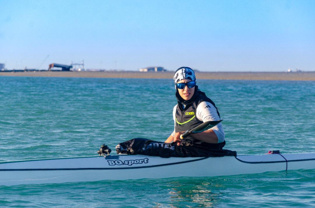 سمن سلطانی: هدفم کسب سهمیه المپیک است