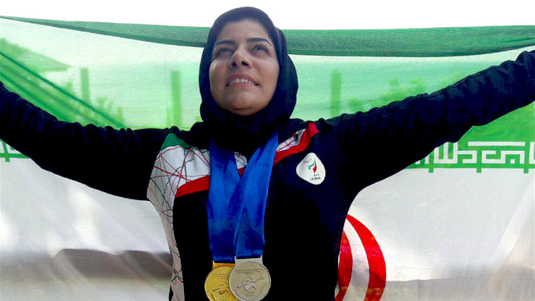رویا سلطانی: باید با شرایط کنار بیاییم و تمرینات را در خانه دنبال کنیم