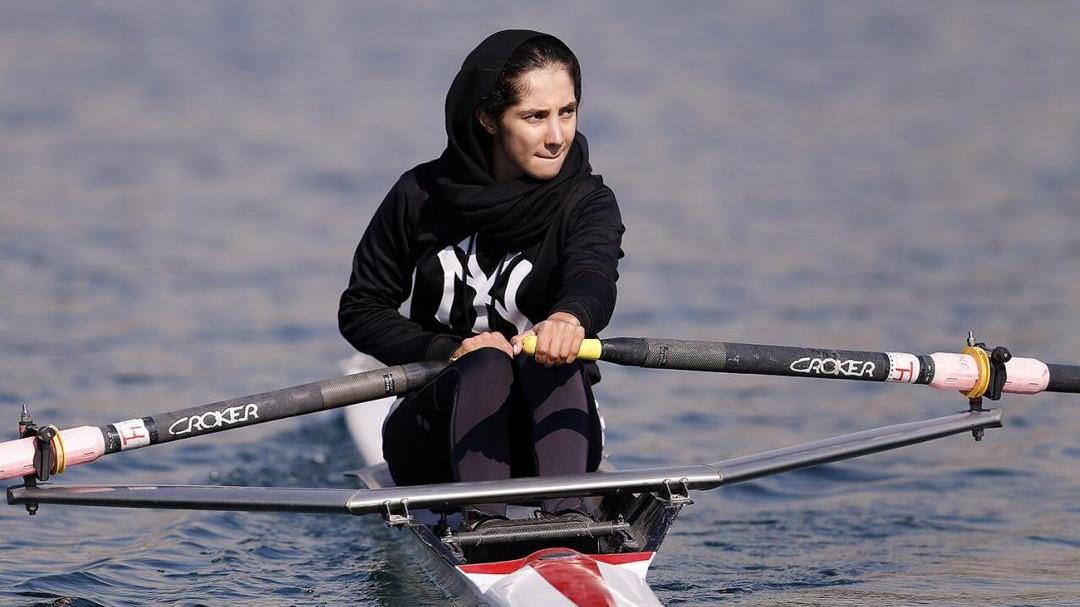 کیمیا زارعی: تمریناتم را در دریاچه آزادی ادامه میدهم