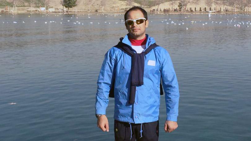 وریا بنفشی: کردستان استعداد بسیار خوبی در رشته های مختلف قایقرانی دارد