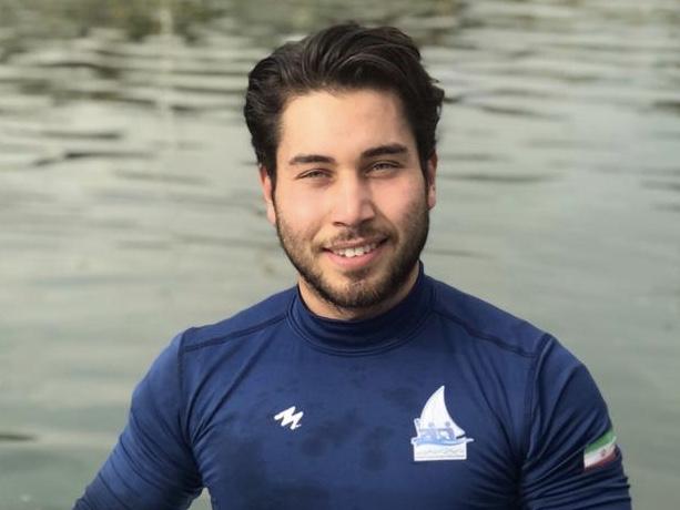 امیر رضانژاد: باز شدن دریاچه جانی دوباره به قایقرانی داد