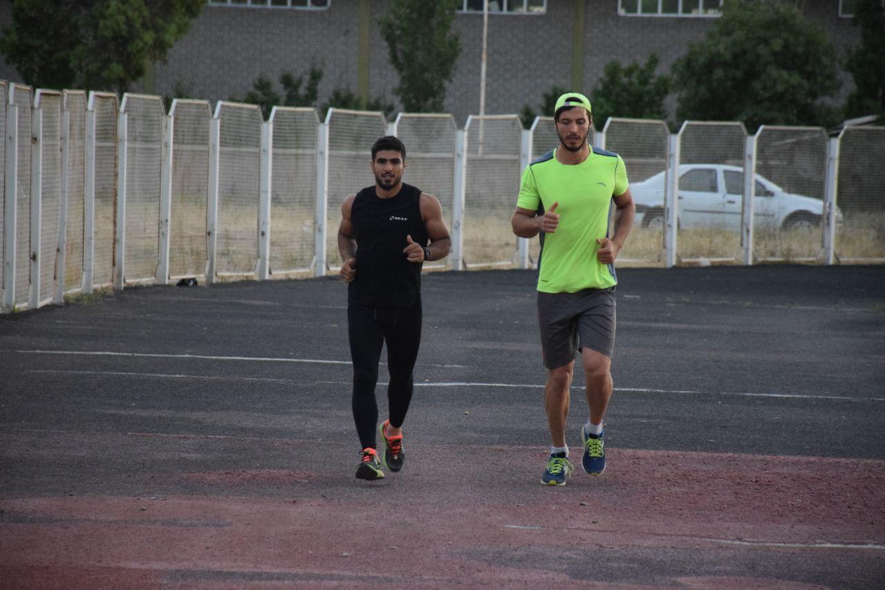 بهمن نصیری: دلم برای پاروزنی در آب تنگ شده است