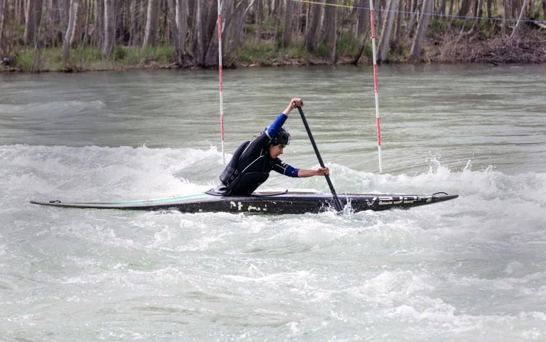 دنیا محمدی: بی صبرانه منتظر شروع تمرینات در رودخانه هستم