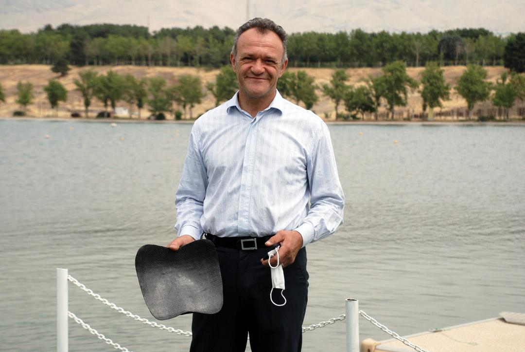 ساخت اولین صندلی قایق کربن توسط یکی از تولیدکنندگان داخلی