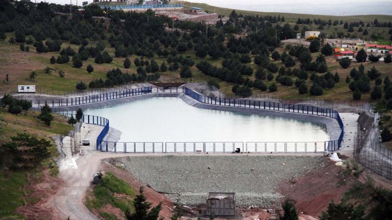 دریاچه باراجین محل تمرین قایقرانان در قزوین افتتاح شد