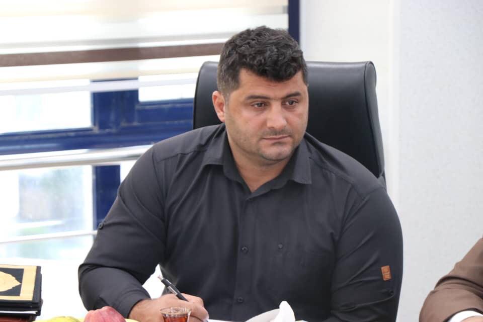 عباس صیادی: تست انتخابی هیات گیلان برای حضور در قهرمانی کشور برگزار شد