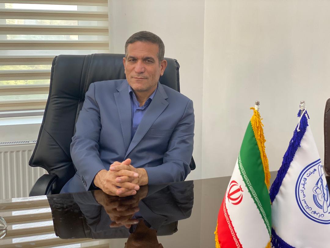 سلمان خدادادی: قایقرانان تهران آماده درخشش در مسابقات کشوری هستند