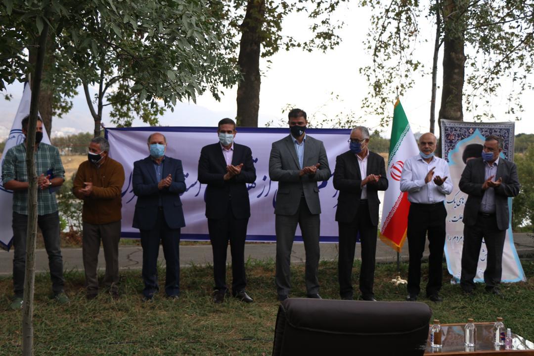 مراسم تجلیل از ورزشکاران و مربیان هیات تهران برگزار شد