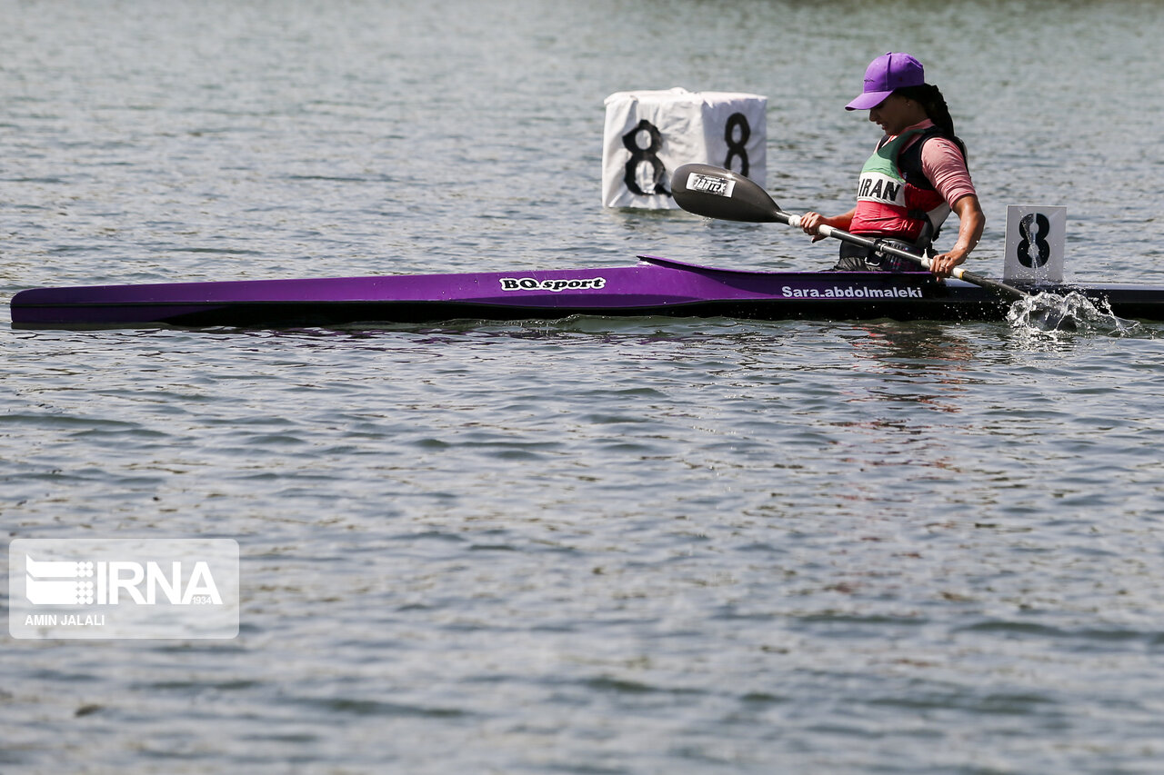 دریاچه آزادی میزبان دور جدید اردوی تیم ملی پاراکانو