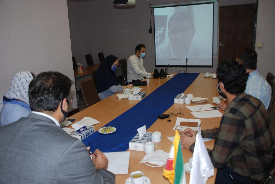 گزارش جلسه آنلاین شورای راهبردی توسعه قایقرانی
